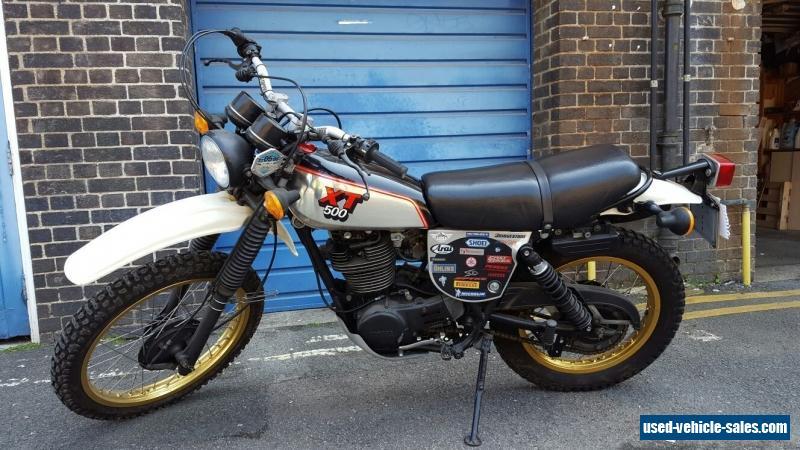 Yamaha Xtenduro For Sale