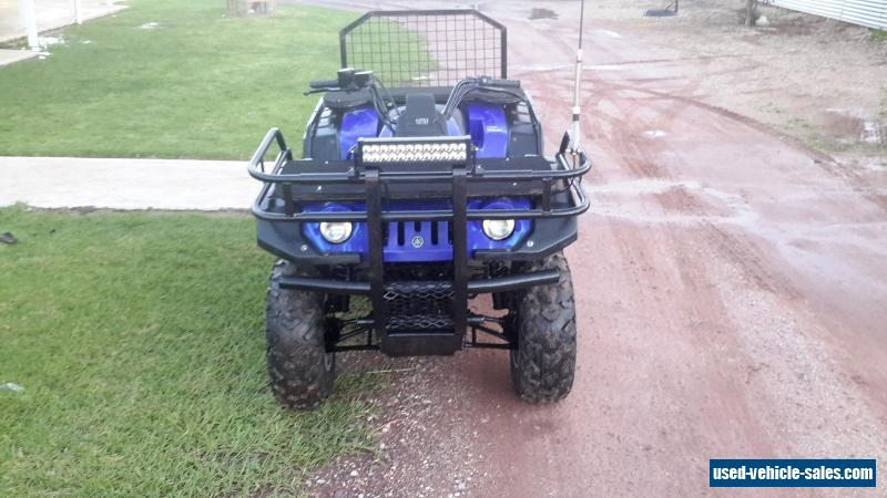 Yamaha Grizzly For Sale In Australia