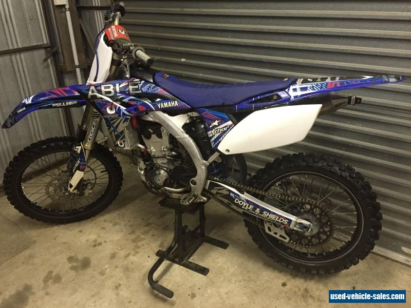 Yamaha yz250f for sale in australia for 1995 yamaha yz250 for sale