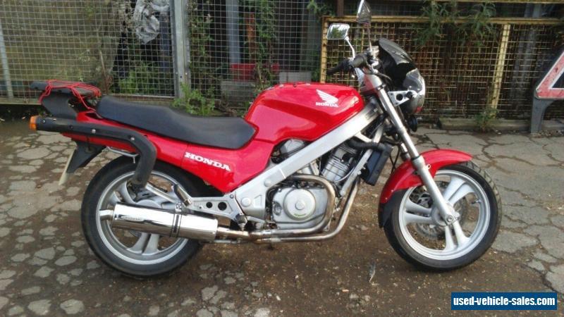 1989 Honda NTV600 for Sale in the United Kingdom