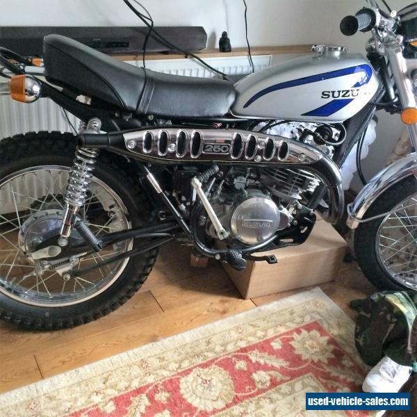 Buell Motorcycles For Sale >> suzuki ts250 for Sale in the United Kingdom