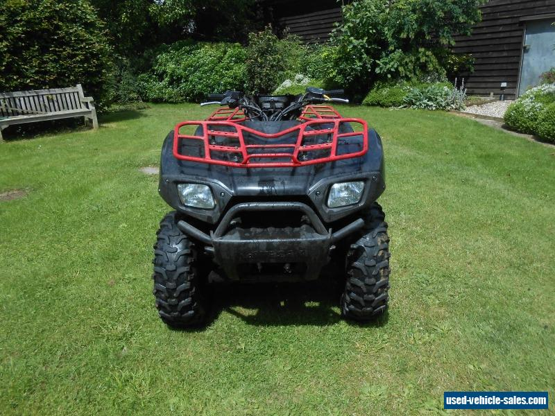 2007 Kawasaki Kvf 650 Brute Force Farm Quad For Sale In The United