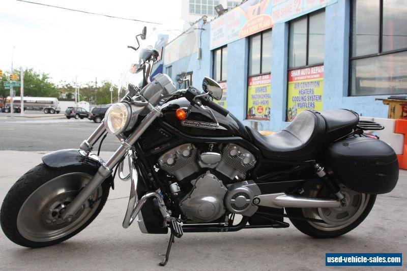 2004 Harley-davidson VRSC For Sale In Canada