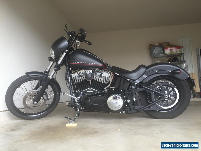 2012 Harley Davidson Vrsc For Sale In Canada: 2012 Harley-davidson Softail For Sale In Canada