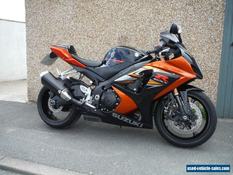 2007 suzuki gsxr1000 for sale in the united kingdom. Black Bedroom Furniture Sets. Home Design Ideas