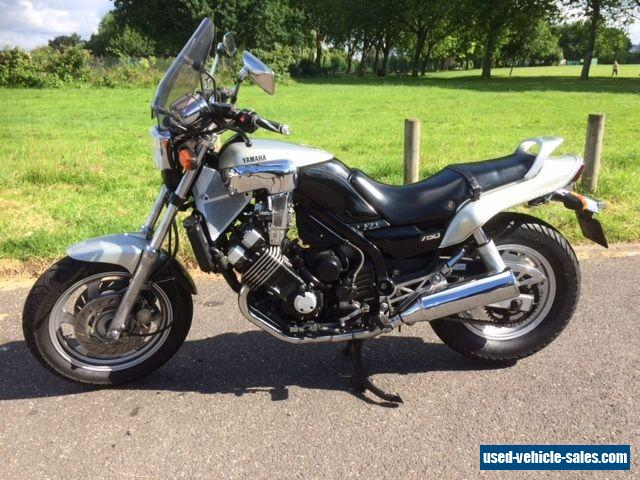 1998 yamaha fzx 750 silver baby vmax for sale in the. Black Bedroom Furniture Sets. Home Design Ideas