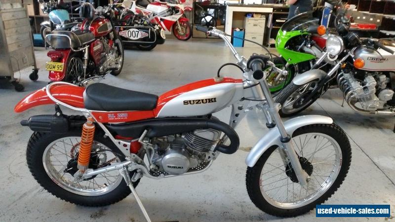 Suzuki rl250 for sale in australia
