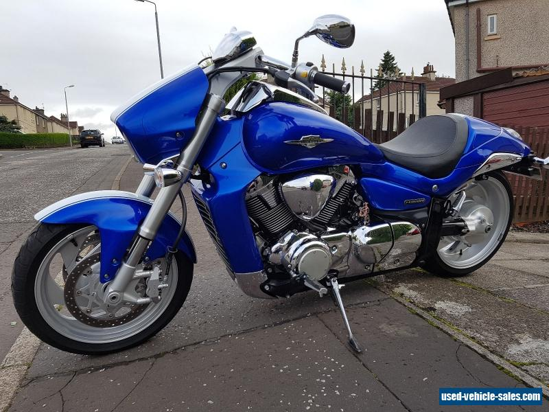 2008 suzuki intruder m1800r for sale in the united kingdom. Black Bedroom Furniture Sets. Home Design Ideas