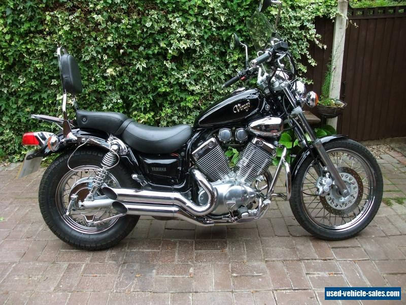 yamaha virago 535 for sale. Black Bedroom Furniture Sets. Home Design Ideas
