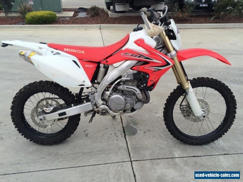 Crf450x For Sale >> Honda Crf450x For Sale In Australia