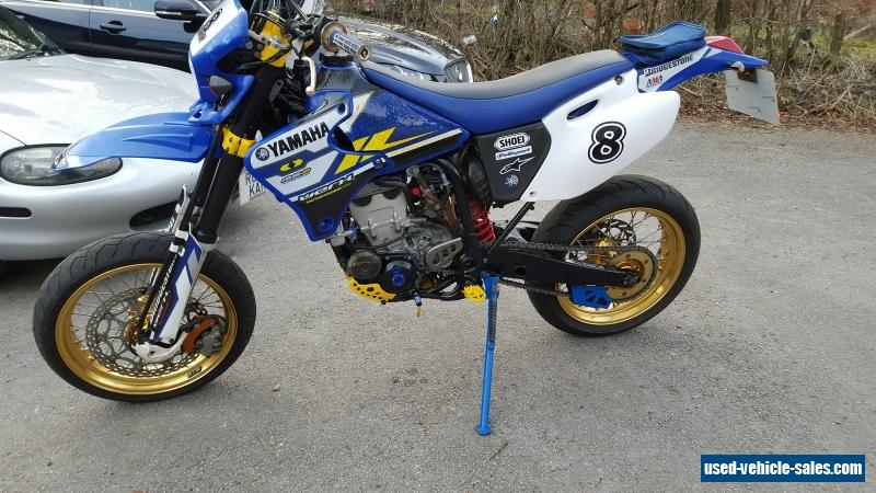 2002 yamaha wr400 for sale in the united kingdom