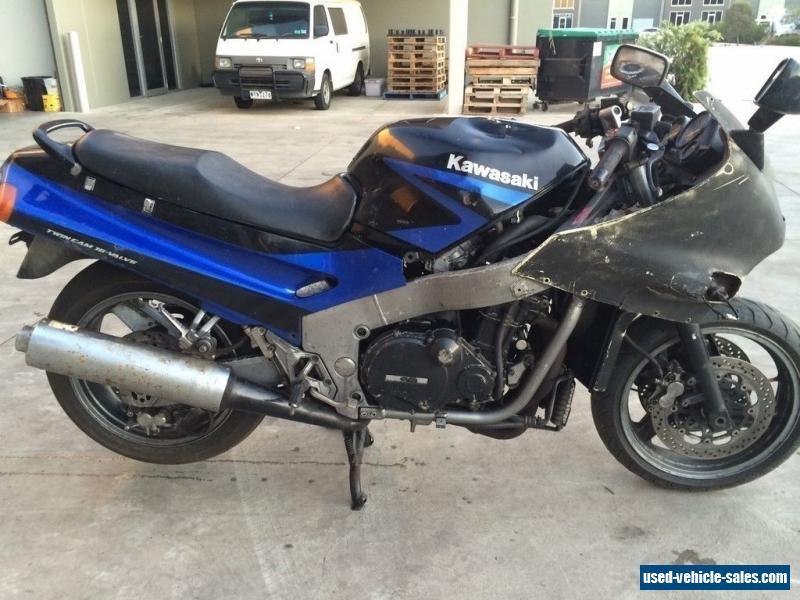 Kawasaki ZZR1100 for Sale in Australia