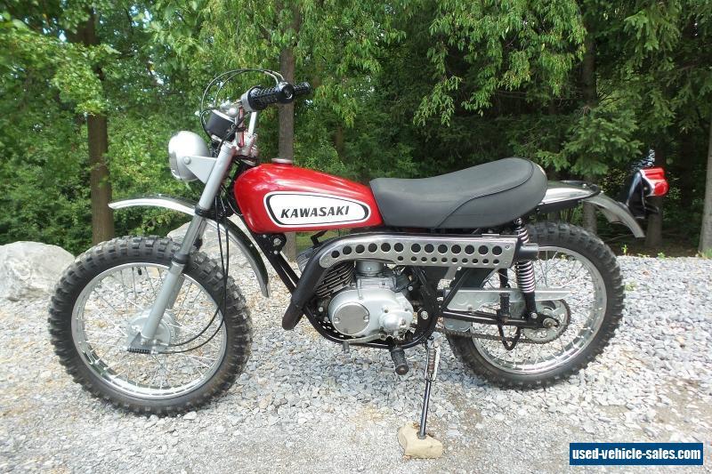 1971 Kawasaki G4 Trail Boss for Sale in Canada