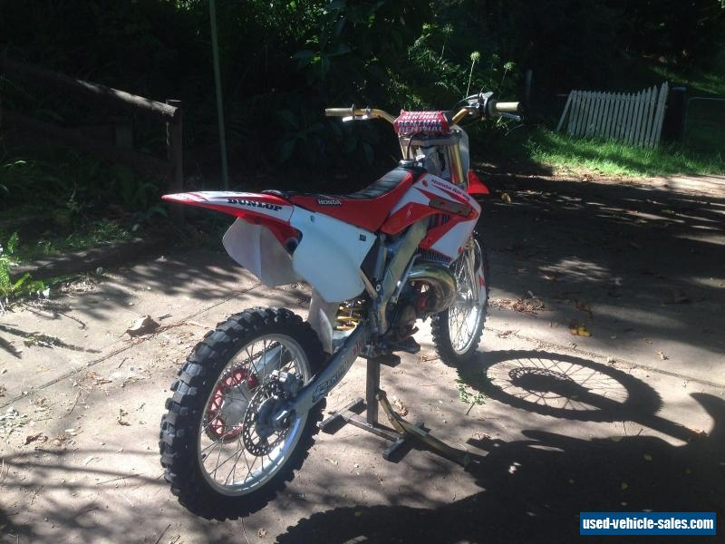 honda cr250 for sale in australia. Black Bedroom Furniture Sets. Home Design Ideas