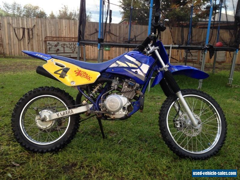 yamaha ttr125l for sale in australia