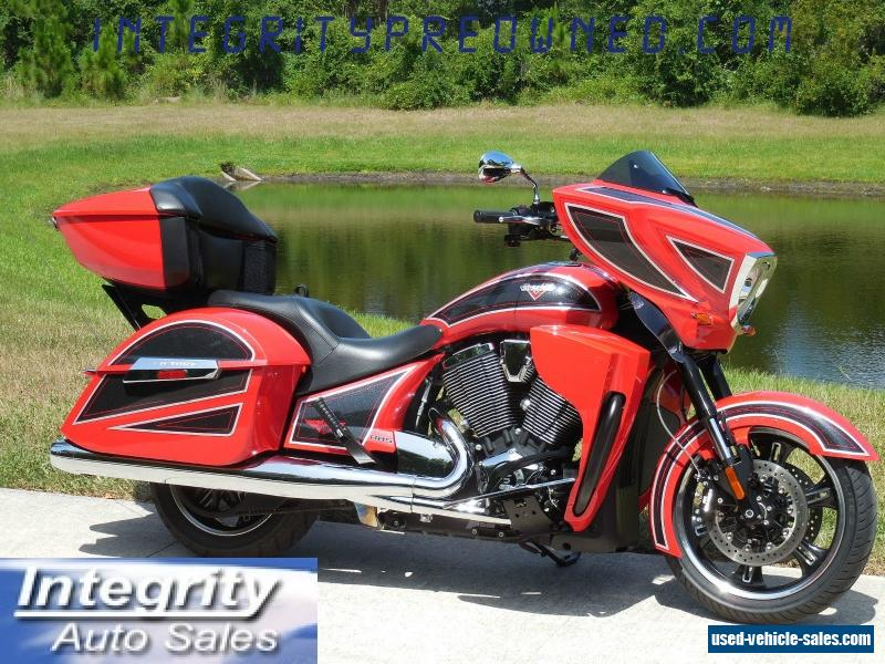 2014 victory cross country for sale in canada. Black Bedroom Furniture Sets. Home Design Ideas
