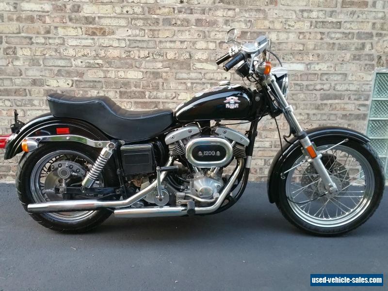 Bicentennial Harley Davidson For Sale