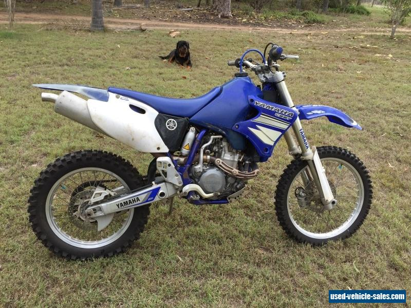 yamaha wr400 for sale in australia. Black Bedroom Furniture Sets. Home Design Ideas