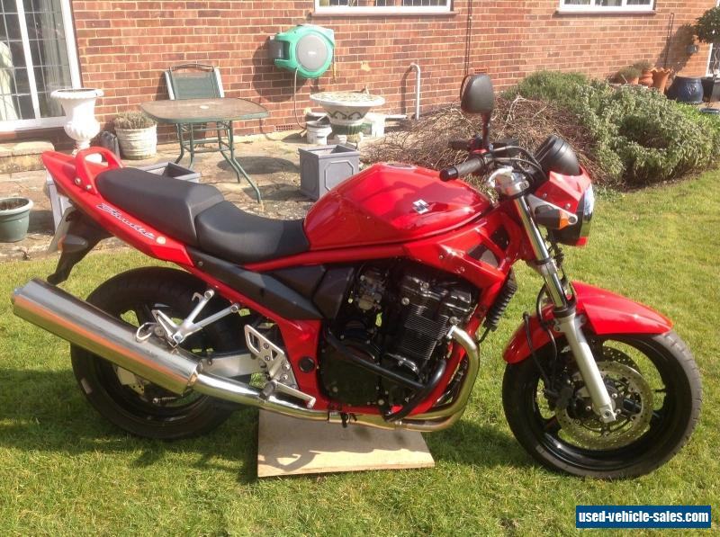 2005 suzuki bandit gsf 650 k5 for sale in the united kingdom. Black Bedroom Furniture Sets. Home Design Ideas