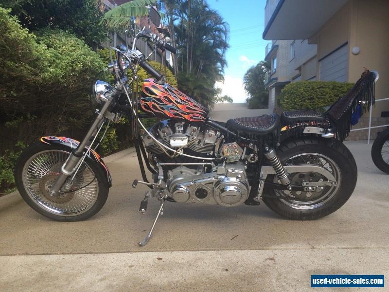 Harley-davidson Chopper Cruiser for Sale in Australia