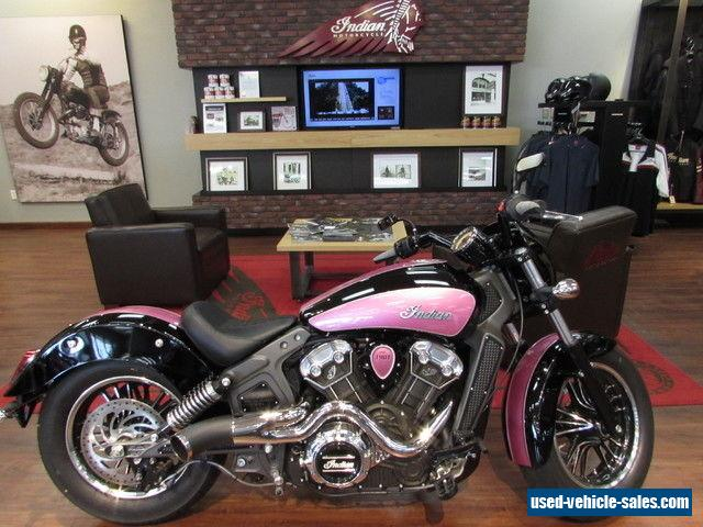 2015 indian scout for sale in canada. Black Bedroom Furniture Sets. Home Design Ideas