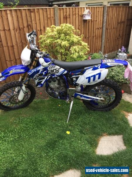 2005 yamaha wr for sale in the united kingdom for Yamaha 250 scrambler for sale