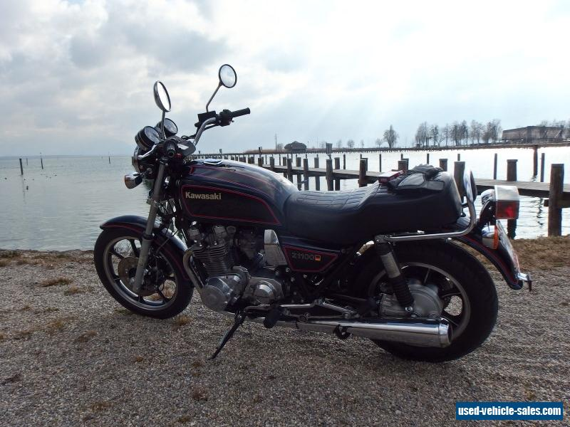 1981 kawasaki kzt10a for sale in the united kingdom