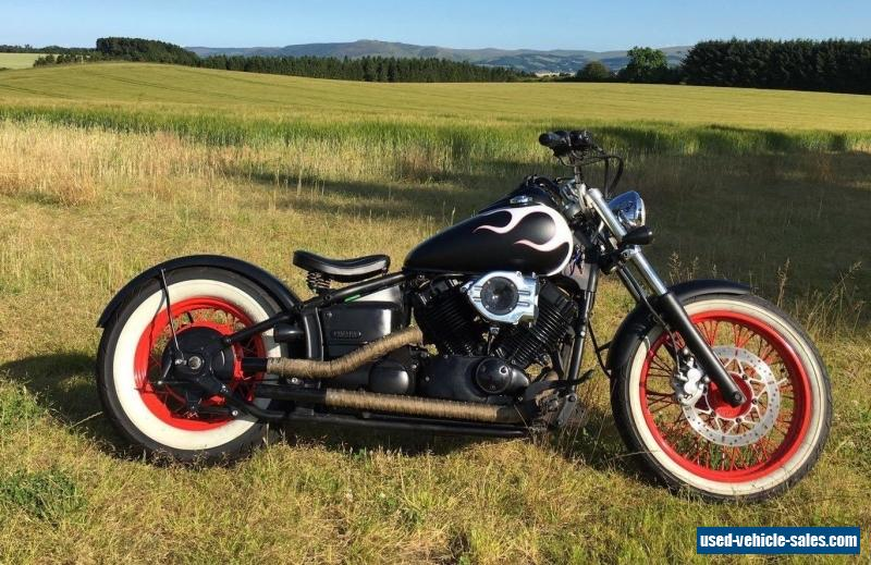 1998 Yamaha Xvs 650 dragstar for Sale in the United Kingdom
