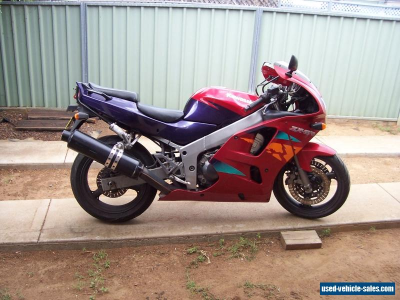 1995 kawasaki ninja zx6r for sale in australia. Black Bedroom Furniture Sets. Home Design Ideas