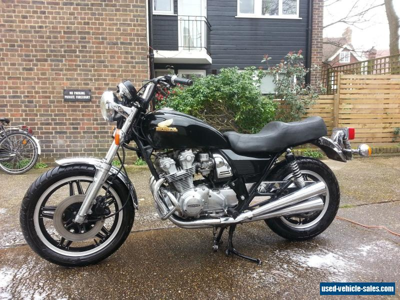 1980 Honda CB 750 Custom for Sale in the United Kingdom