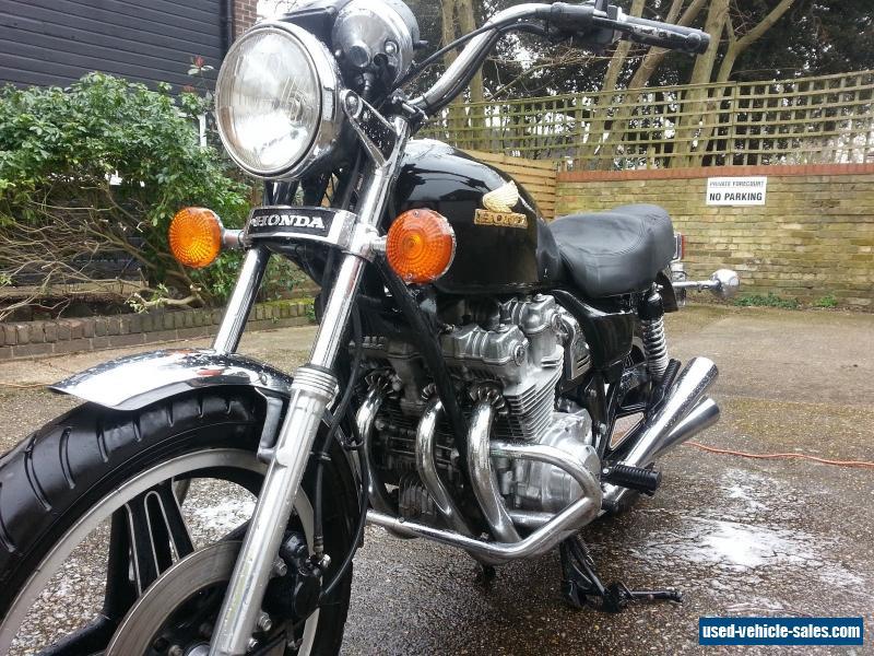 1980 Honda CB 750 Custom for Sale in the United Kingdom
