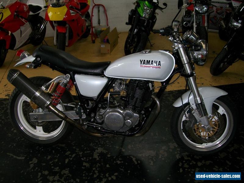 Yamaha Sr400 For Sale >> Yamaha Sr400 1988 For Sale In Australia
