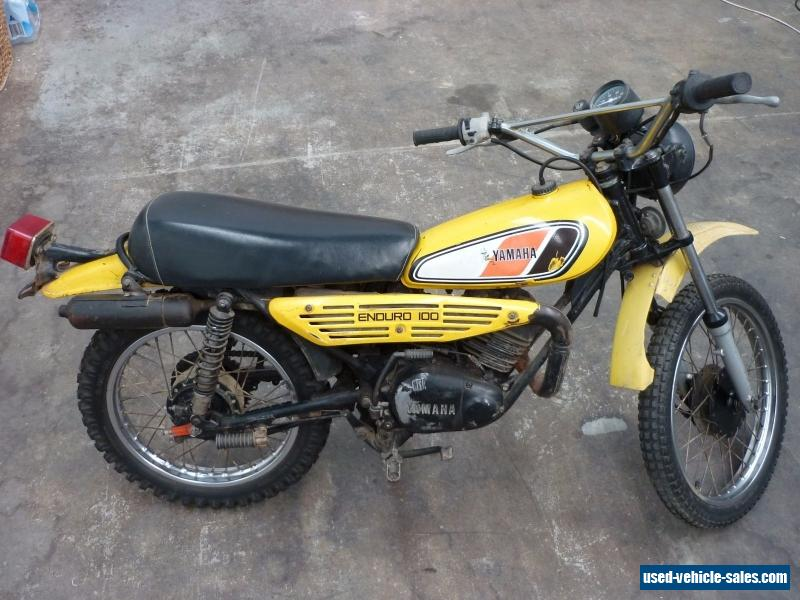 yamaha dt100 for sale in australia