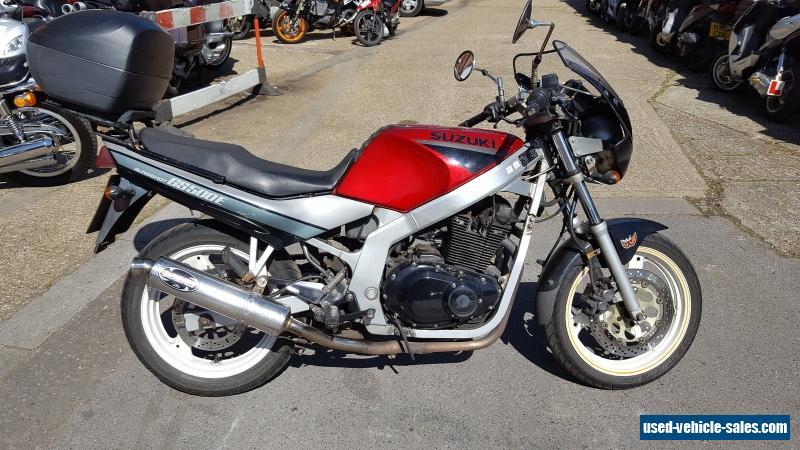 1994 Suzuki GS500E for Sale in the United Kingdom