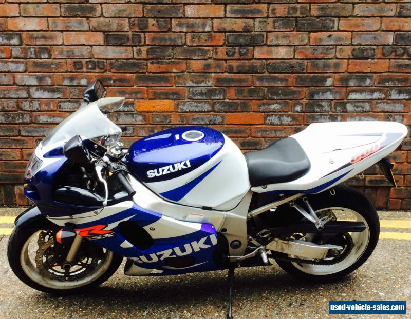2003 Suzuki GSXR for Sale in the United Kingdom