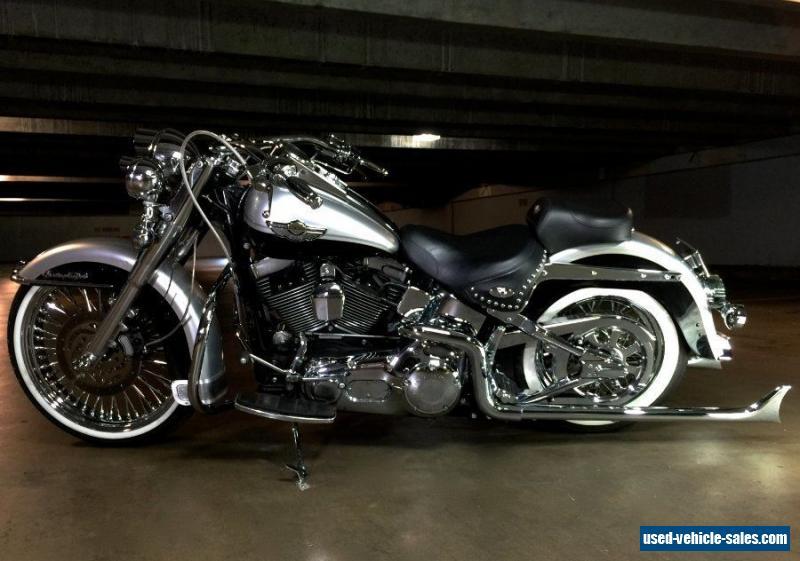 Harley-davidson FLSTC Heritage Clic Softail for Sale in Australia