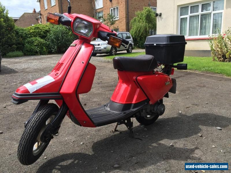 1985 Yamaha salient for Sale in the United Kingdom