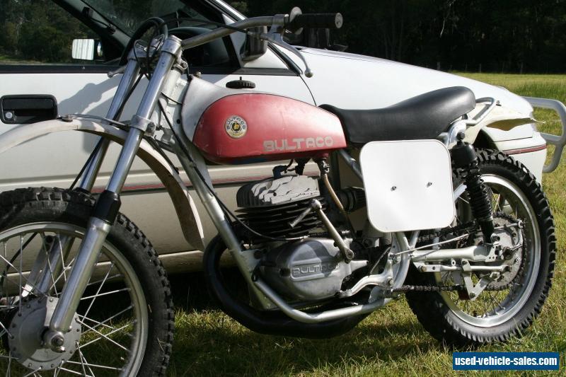Bultaco Bultaco Astro 1971 Model 90 for Sale in Australia