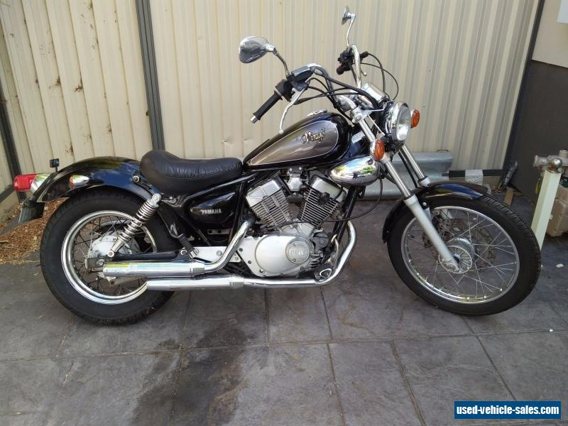 Yamaha xv250 for sale in australia for 1995 yamaha yz250 for sale