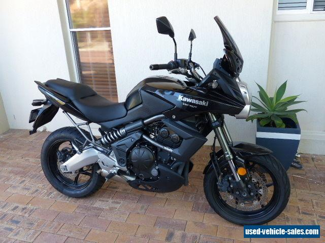 kawasaki versys 650 abs for sale in australia. Black Bedroom Furniture Sets. Home Design Ideas