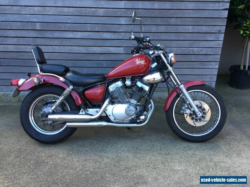 Yamaha virago xv 250 for sale in australia for Yamaha virago 250