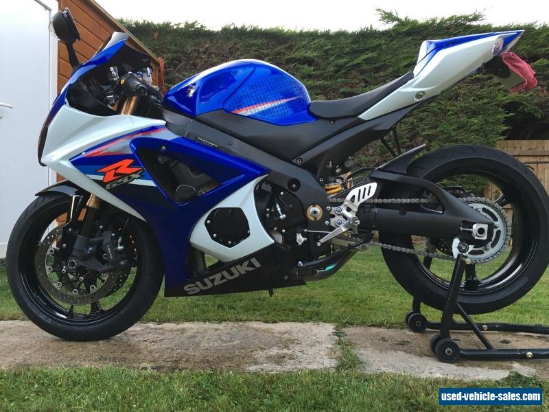 2007 suzuki gsxr for sale in the united kingdom