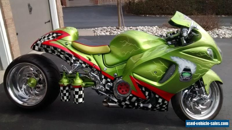2008 Suzuki Hayabusa for Sale in Canada