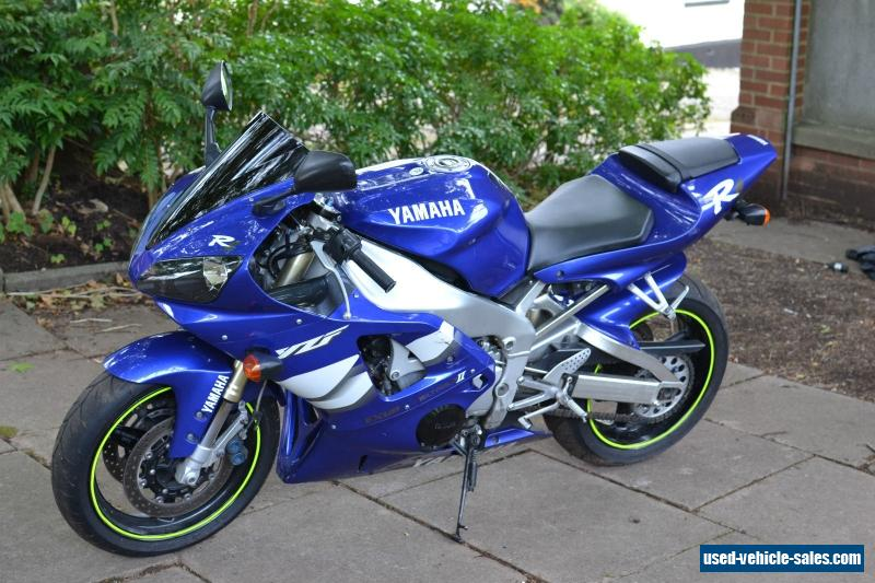 Used Yamaha Motorcycles For Sale Uk
