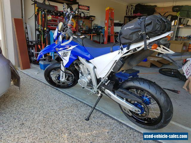 Yamaha wr250r for sale in australia for Yamaha wr250r for sale
