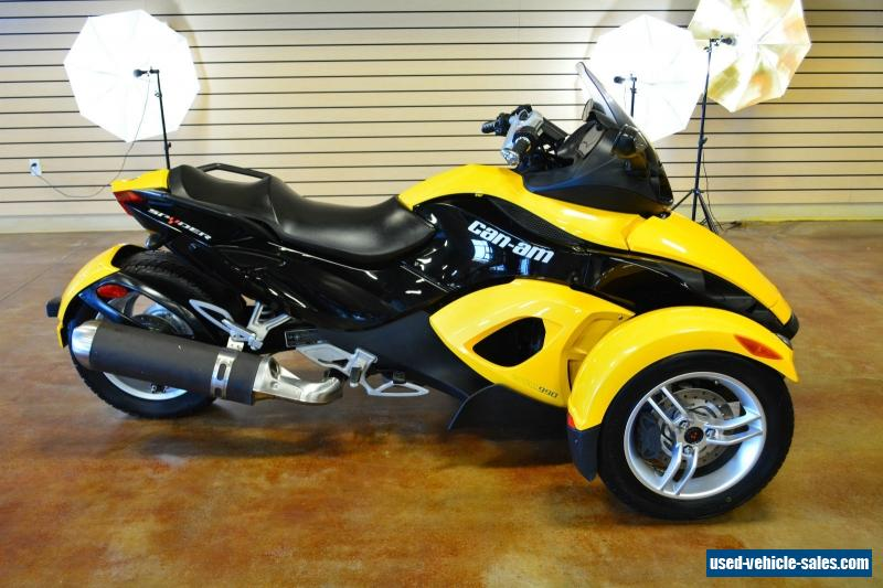 2008 can am spyder 990 gs for sale in canada. Black Bedroom Furniture Sets. Home Design Ideas