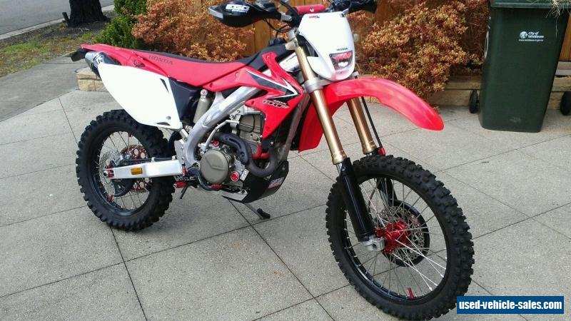 Crf450x For Sale >> Honda Crf450x 08