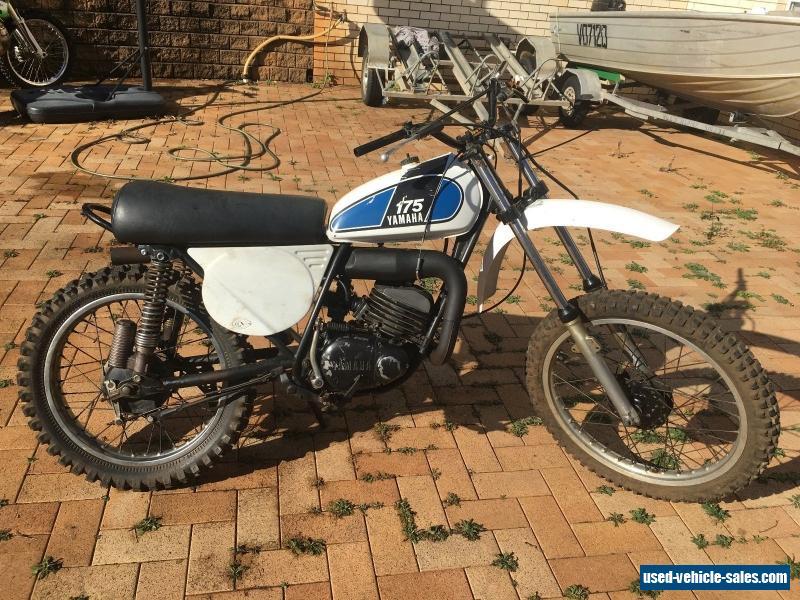 yamaha mx175 for sale in australia