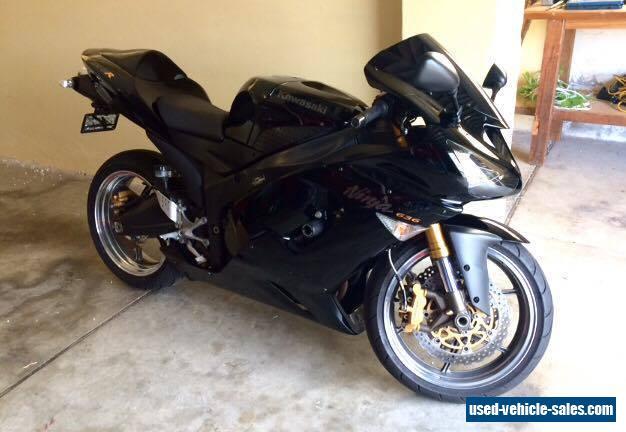 Kawasaki Ninja Zx6r For Sale In Australia