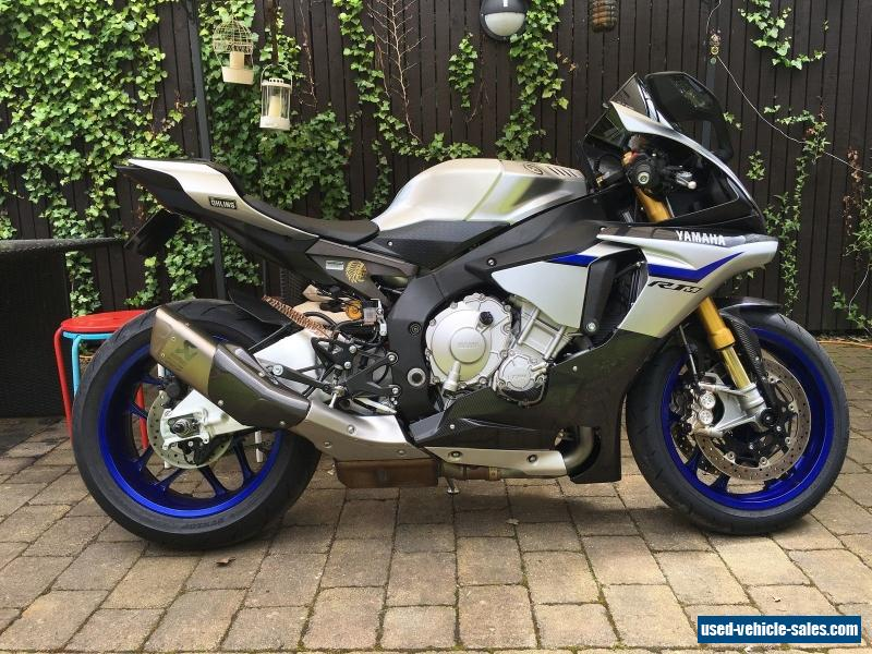 2016 yamaha r1m for sale in the united kingdom